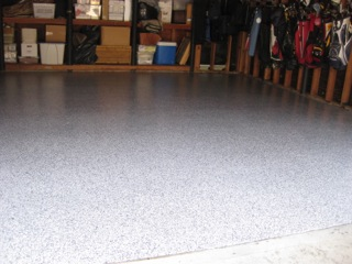 Garage Flooring Bel Air