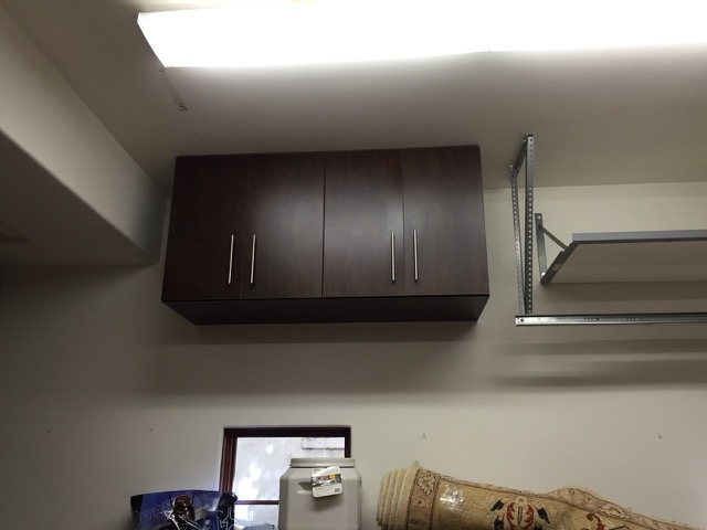 Garage Wood Cabinets Los Angeles