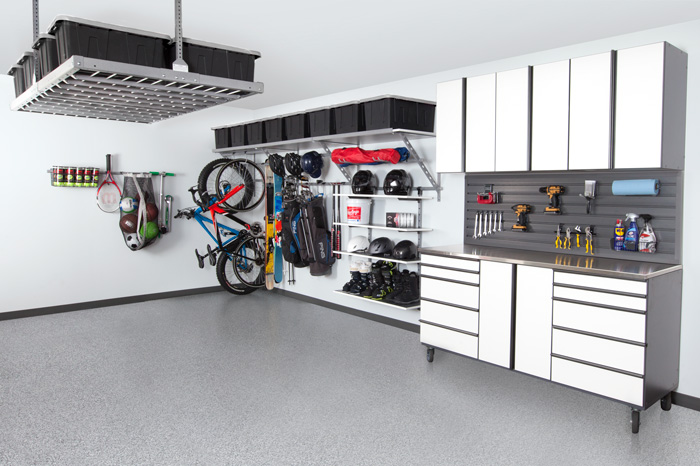 Matching Garage Systems Los Angeles